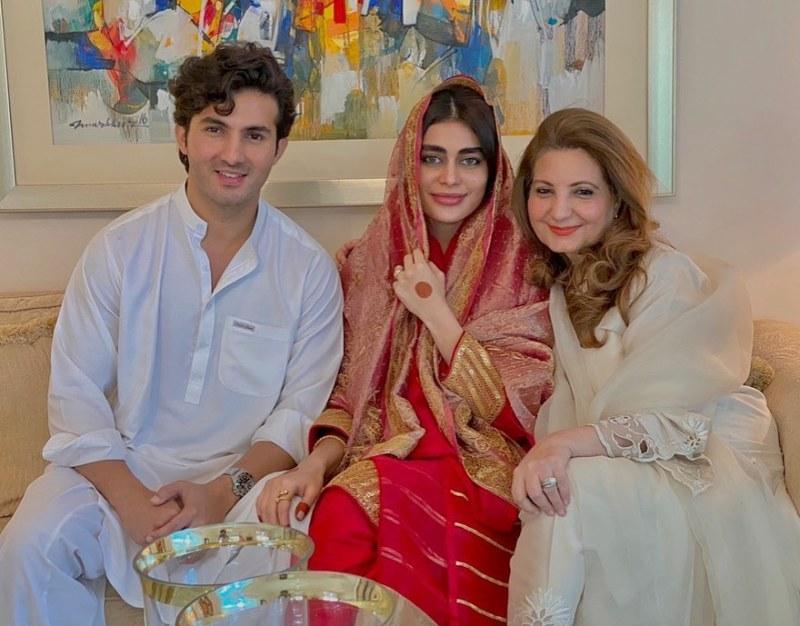 Sadaf Kanwal Wedding Photos