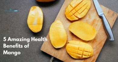 5 Amazing Health Benefits of Mango