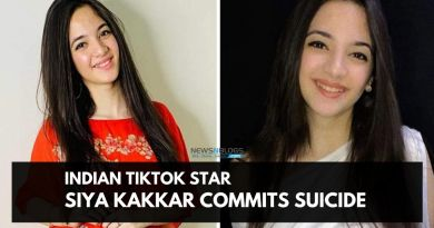 Indian TikTok Star Siya Kakkar Commits Suicide