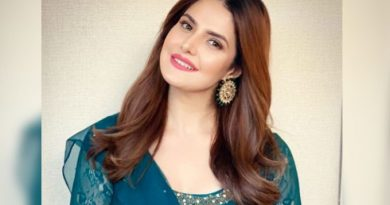 In the interview, well-known actress Zarin Khan also revealed that she was not interested in working in films at all. And she never thought she would be a part of the film industry, but perhaps luck was on her side.