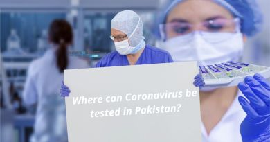 Where can Coronavirus be tested in Pakistan Complete details with phone numbers