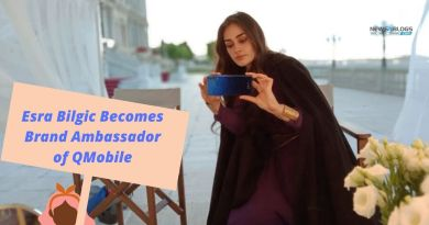 Esra Bilgic Becomes Brand Ambassador of QMobile