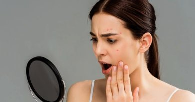 Never use these 5 things on oily skin