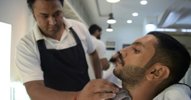 fashionable' beards in Pakistan province for violating Islamic law