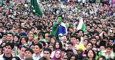 Pakistan's population is growing rapidly latest 2020 report