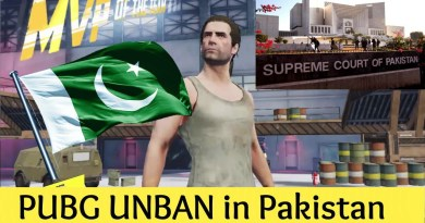 pubg UNBAN in Pakistan latest news