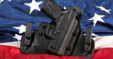 4 Tips for Choosing a Competition Holster