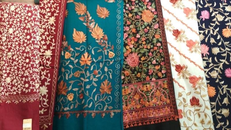 A shawl