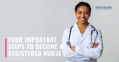 Four Important Steps To Become a Registered Nurse