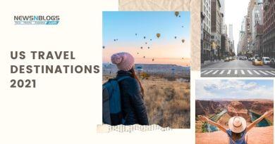 US Travel Destinations 2021
