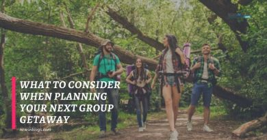 What To Consider When Planning Your Next Group Getaway