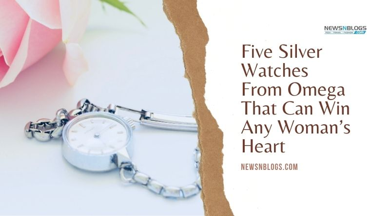 Five Silver Watches From Omega That Can Win Any Woman's Heart