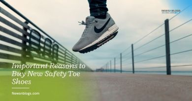 Important Reasons to Buy New Safety Toe Shoes