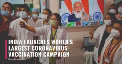 India launches world's largest Coronavirus vaccination campaign