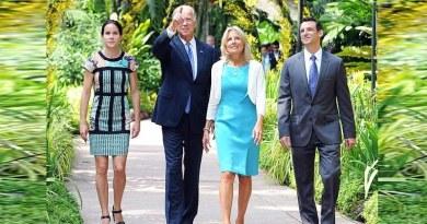 Joe Biden and His Family