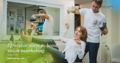 Effective ways to boost salon marketing