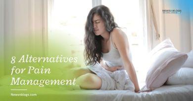 8 Alternatives for Pain Management