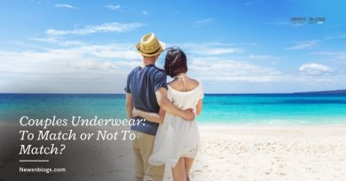 Couples Underwear: To Match or Not To Match?