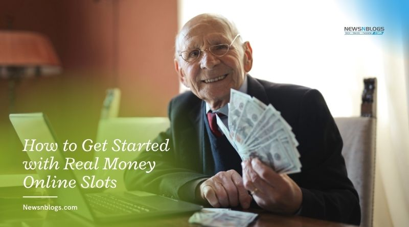 How to Get Started with Real Money Online Slots