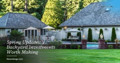 Spring Updates: 3 Backyard Investments Worth Making