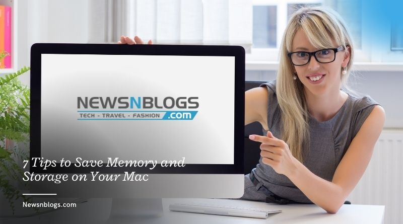 7 Tips to Save Memory and Storage on Your Mac