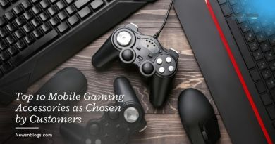 Top 10 Mobile Gaming Accessories as Chosen by Customers