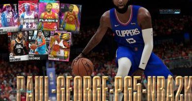 New Locker Codes In NBA 2K21