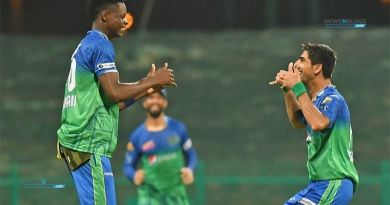 PSL 2021: Dhani's excellent bowling, Multan Sultans defeated Peshawar Zalmi