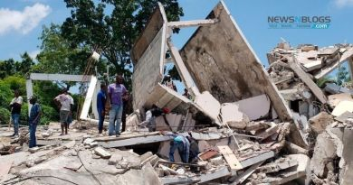 7.2 Magnitude Earthquake Rocks Haiti, Killing Hundreds