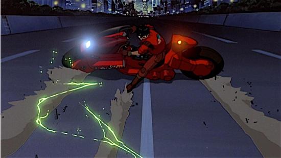 Akira Anime movie