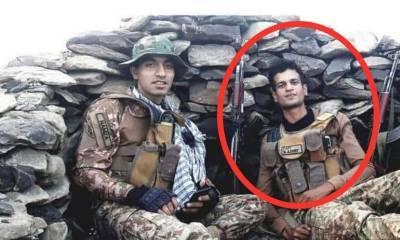 Captain Kashif martyred