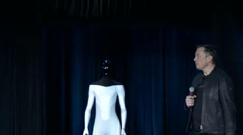 Elon Musk says Tesla likely to launch humanoid robot prototype in 2022