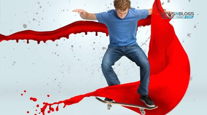How to ollie on a skateboard