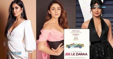 Jee Le Zara: When Priyanka Chopra Jonas Met Katrina Kaif And Alia Bhatt For a Movie About '3 Girlfriends'
