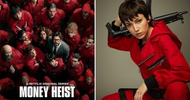 Money Heist's Tokyo Wants to Work in Bollywood