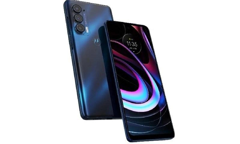 Motorola Edge (2021) cameras