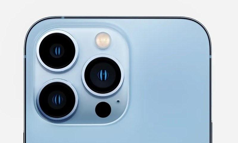 sensor shift optical image stabilization feature in iphone 13