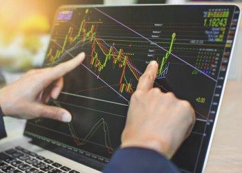 ilustrasi trader broker International Business Futures (IBF).