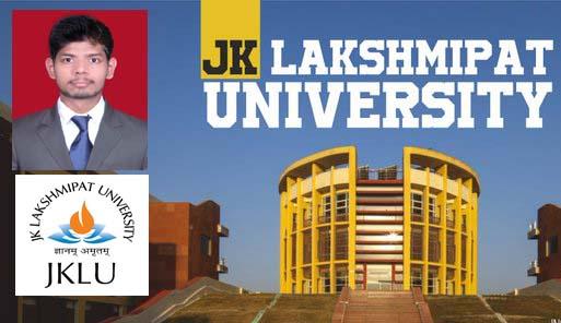 JK Lakshmipat University, (JKLU) Jaipur: