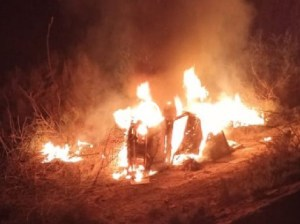 Army Gypsy caught fire : Three Army Personnel, Who Are Practicing Near Chhattisgarh, Burnt Alive, Five Seriously Injured, Incident At Three O'clock In The
