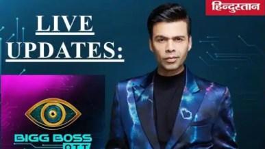 Bigg Boss OTT Live Updates: 'बिग बॉस ओटीटी' का हुआ आगाज, स्वैग से भरपूर दिखा करण जौहर का अंदाज