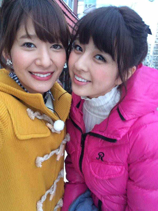 【画像出典:ご本人ツイッターより】吉田明世アナ2015年2月5日