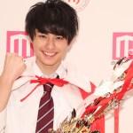 本田響矢(ほんだ きょうや、17歳)、日本一のイケメン高校生に決定!