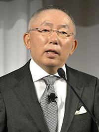 ファーストリテイリング社長兼会長の柳井氏