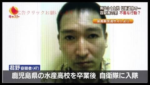 君野康弘被告(50)