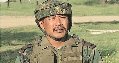 मेजर लितुल गोगोई