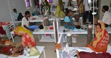 बहराइच में बुखार से 70 से ज्यादा बच्चों की मौत