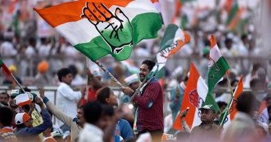 एग्जिट पोल में बन रही हैं कांग्रेस की सरकार