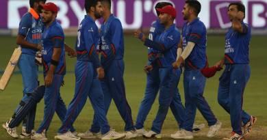 एशिया कप में भारत और अफगानिस्तान की बीच मुकाबला टाई रहा।