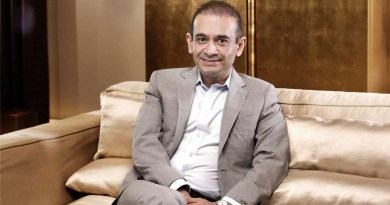 पीएनबी घोटाले का आरोपी नीरव मोदी